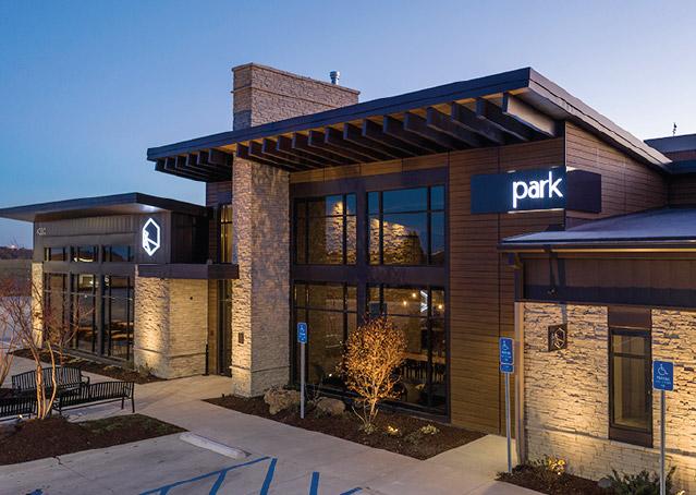 Commercial Office Benefit Park Front
